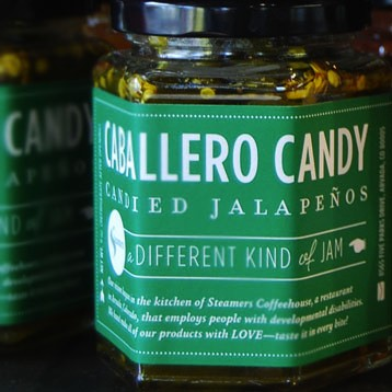steamers cabalero candy jam